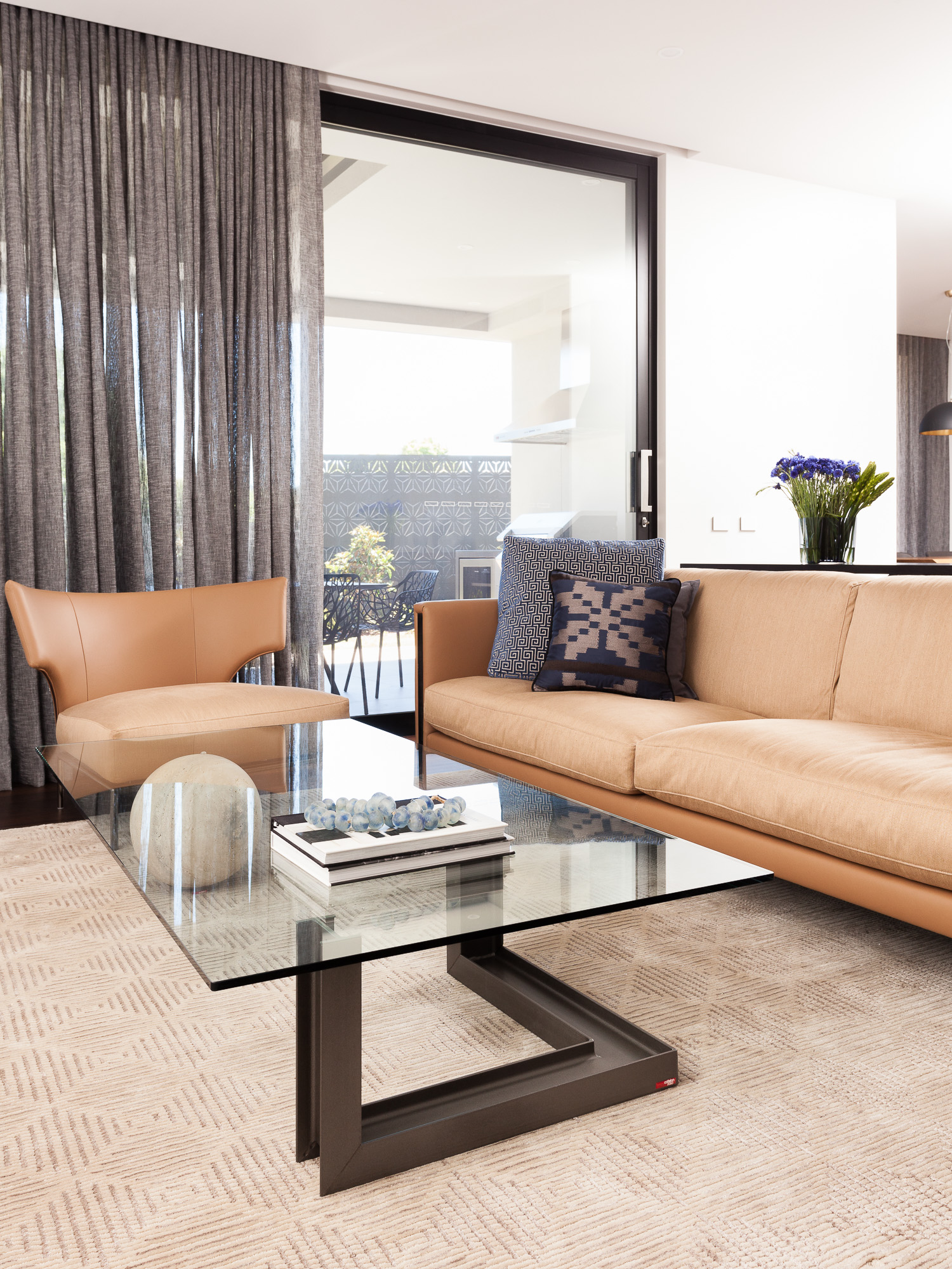 Family Room Interior Design - Melbourne