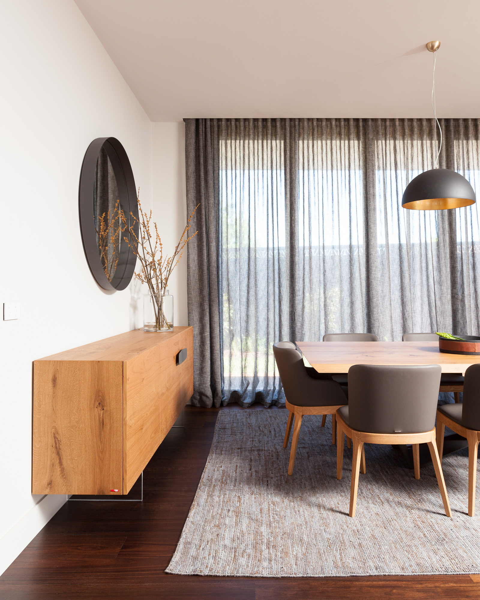Interior Design of Dining Room - Melbourne