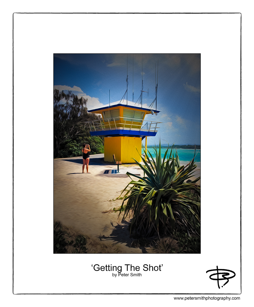 Number 36, 2014 'Getting The Shot'