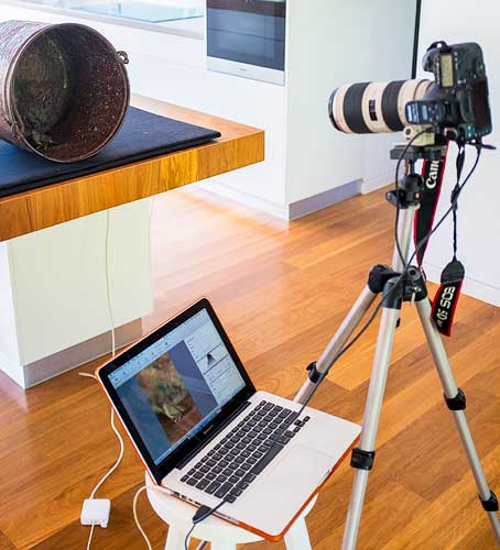 Taking the 22 shoots with Helicon Remote