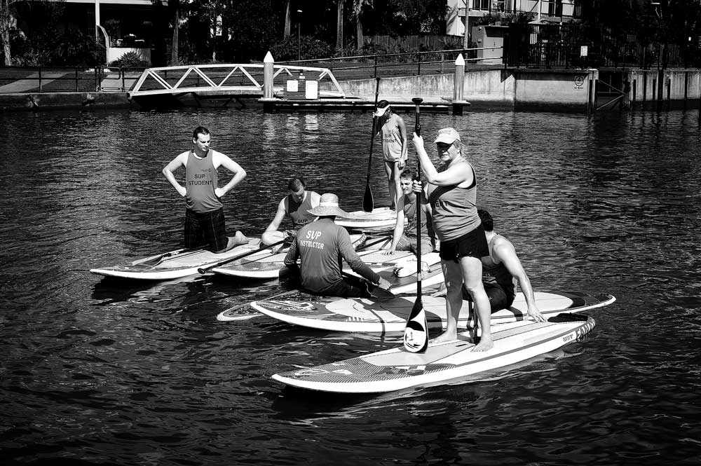 Stand Up Paddle Noosa
