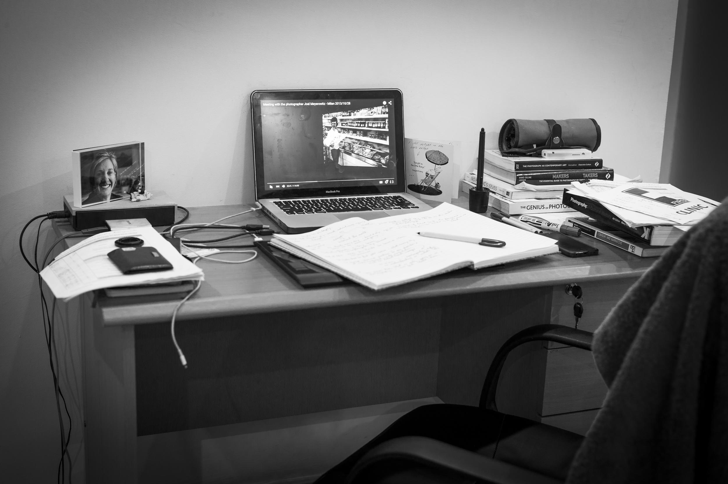 Study Desk, Kuwait 2015