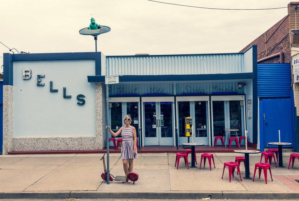 Bells, Broken Hill, Australia, 2016