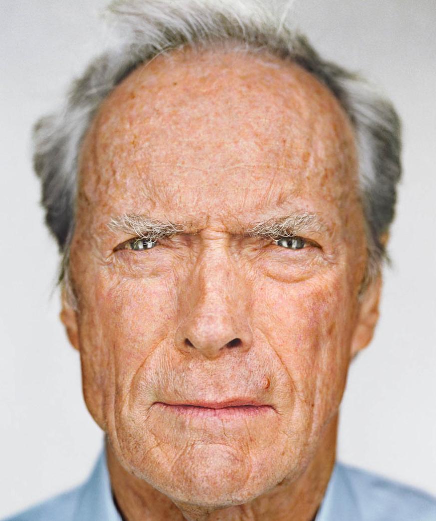 Clint Eastwood   Martin Schoeller