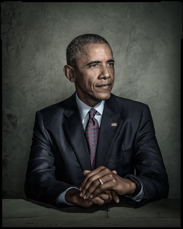 Barack Obama   Dan Winters