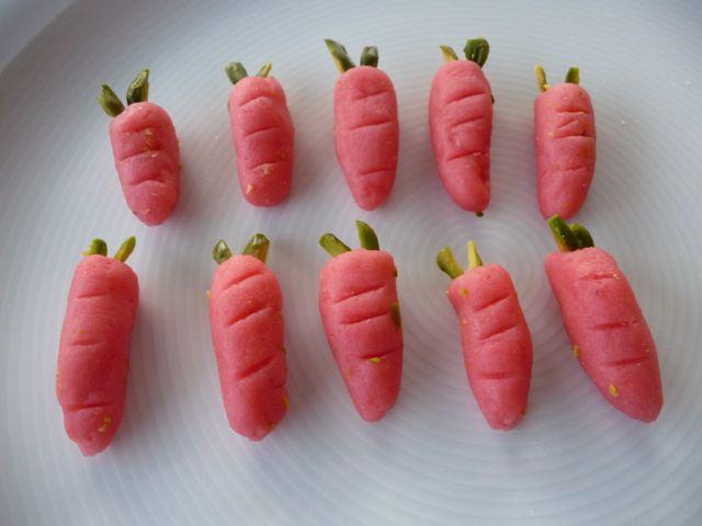 Österliche Karotten-Walnussmuffins