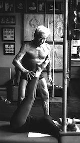 Joe Pilates circa age 78!