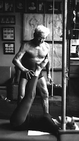 Joe Pilates circa 78 years old !