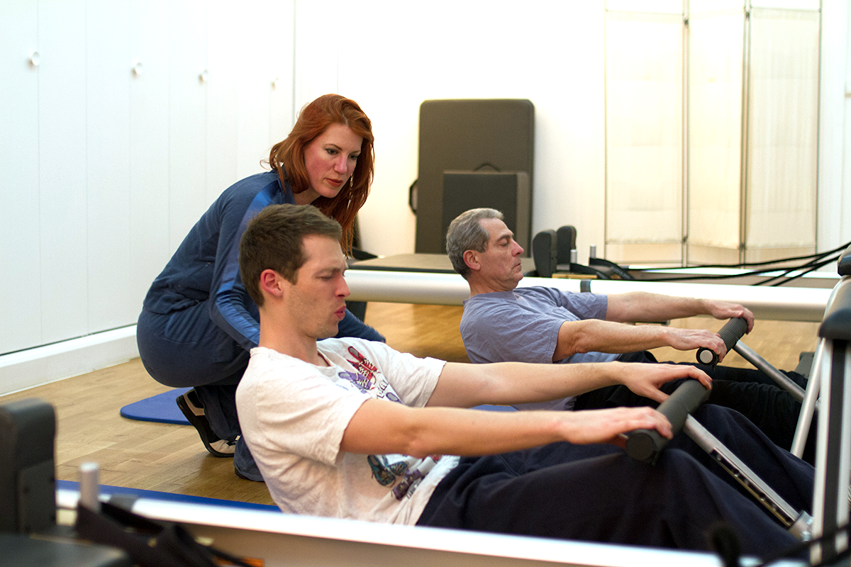 Undivided attention from your instructor and complete focus on your exercise makes the difference!
