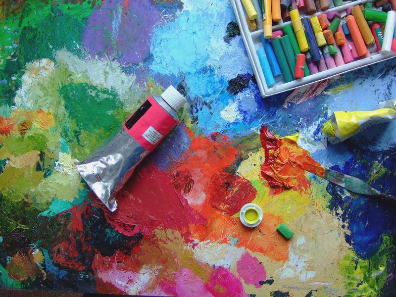 künstlermaterial   © Marc Remó - Fotolia.com