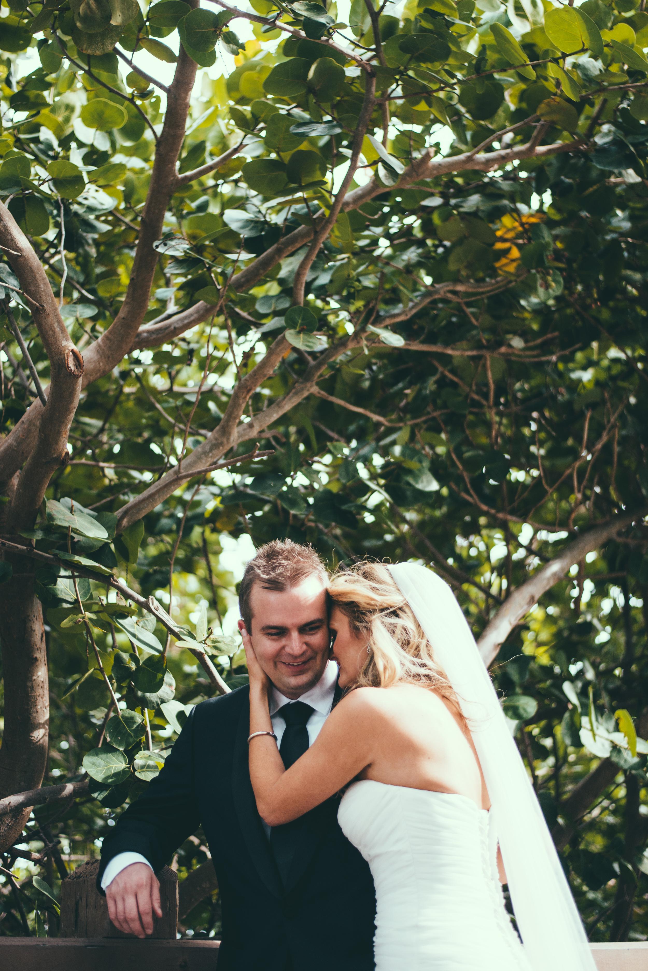 The Palms Hotel & Spa Wedding Miami Florida Photographer Portraits Beach