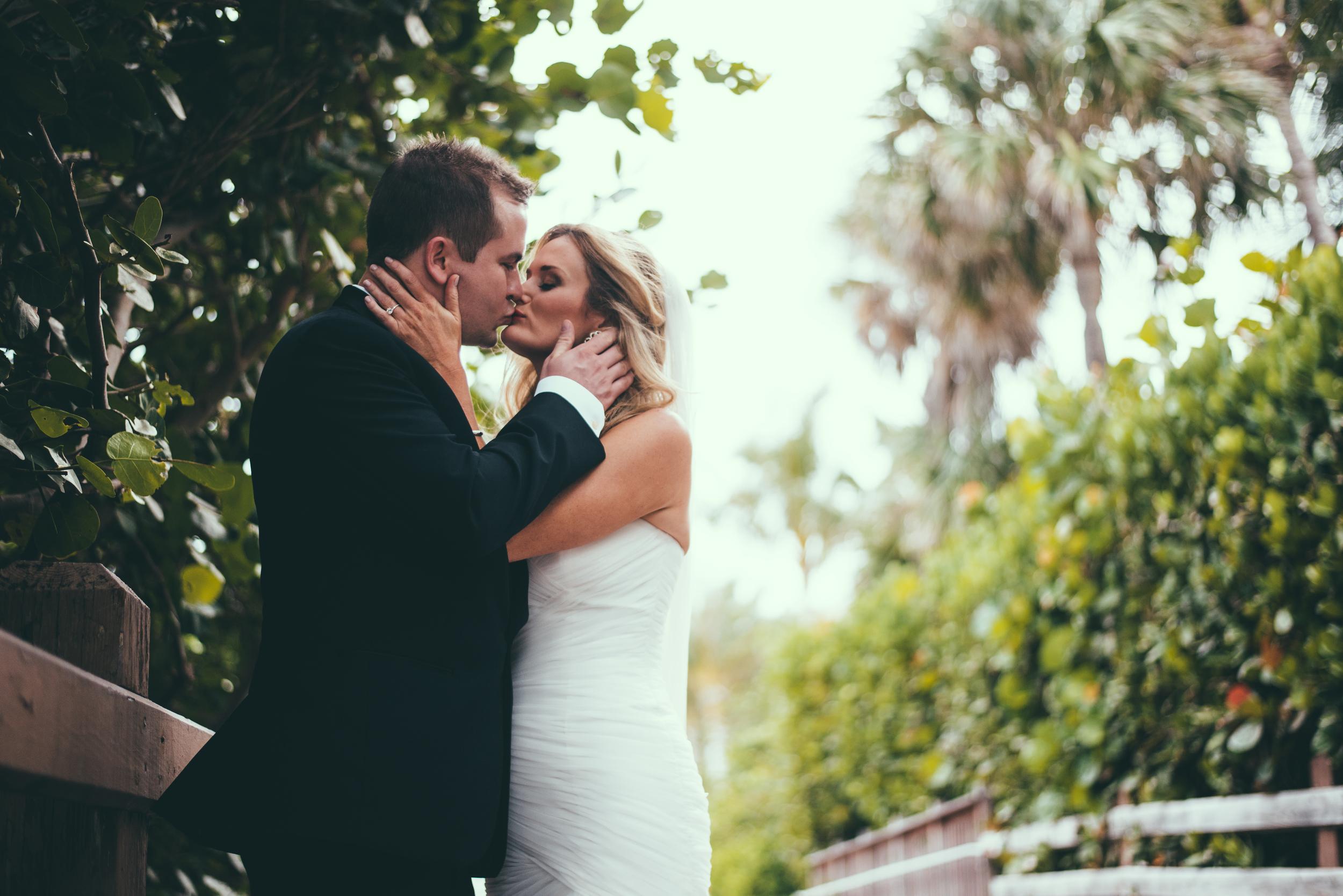 The Palms Hotel & Spa Wedding Miami Florida Photographer Portraits Boardwalk