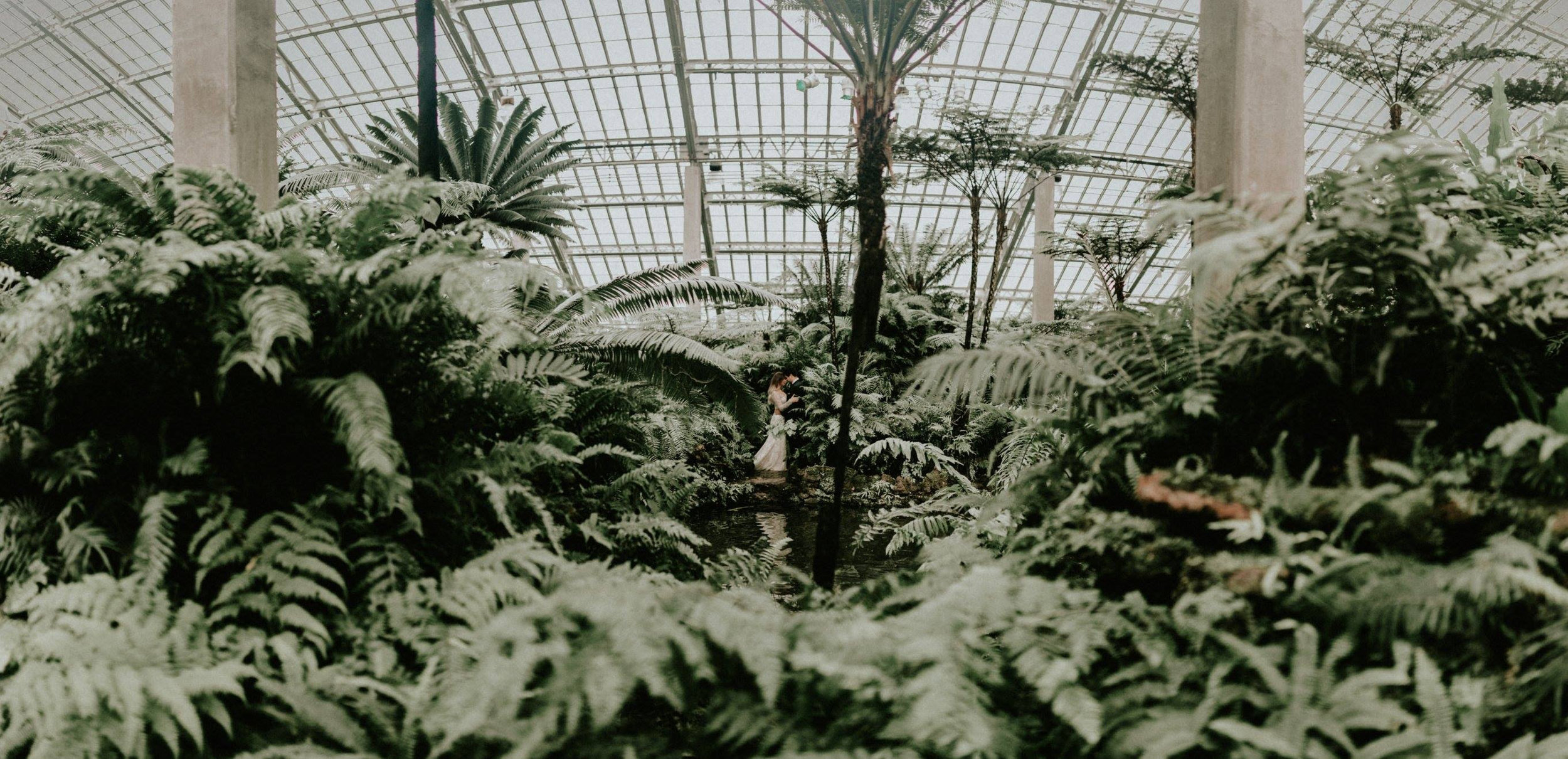 Andrea & Jason Shipbaugh - Garfield Park Conservatory - One of my favorites only got 39 Likes