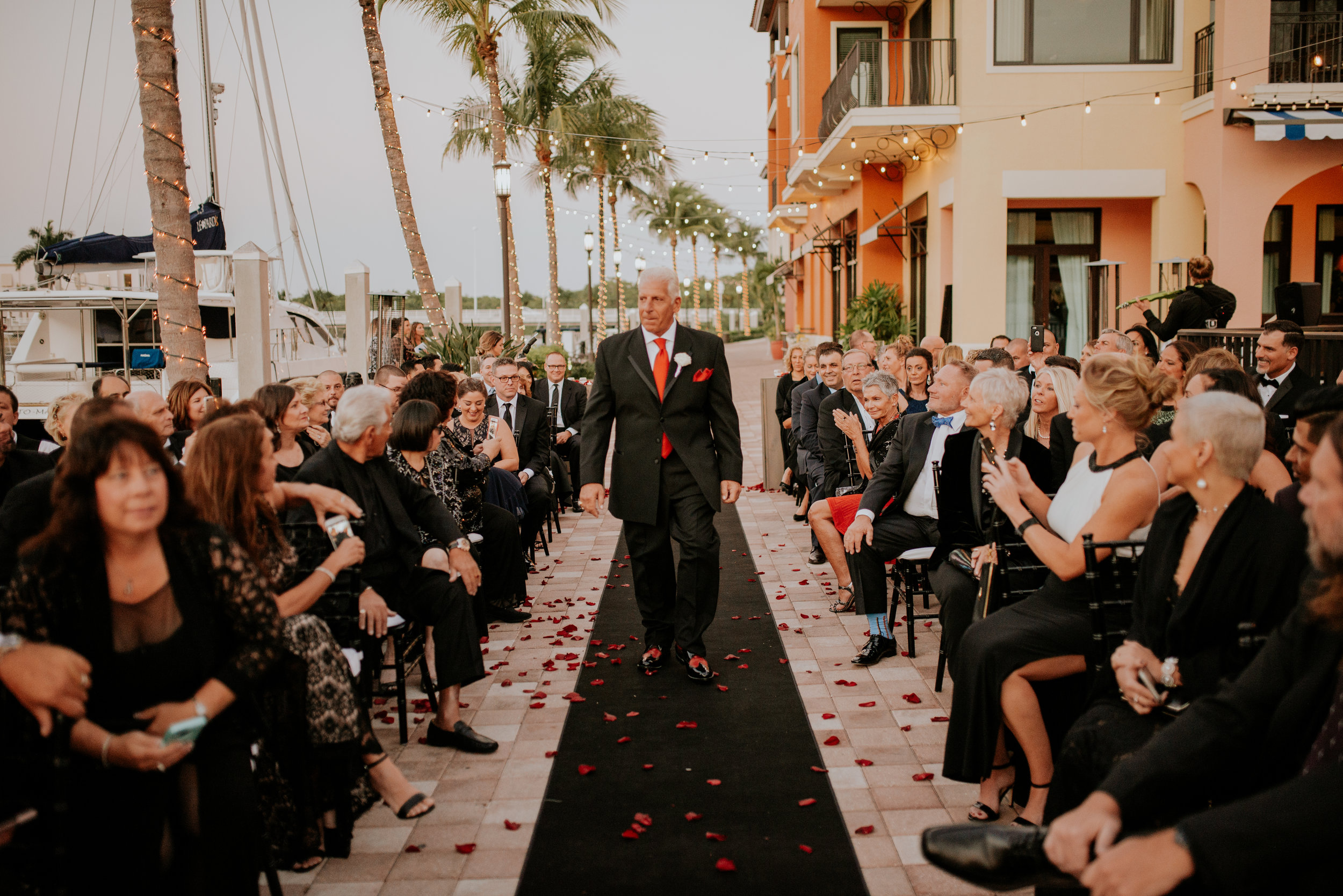 Naples Florida Naples Bay Resort Wedding Photographer 73