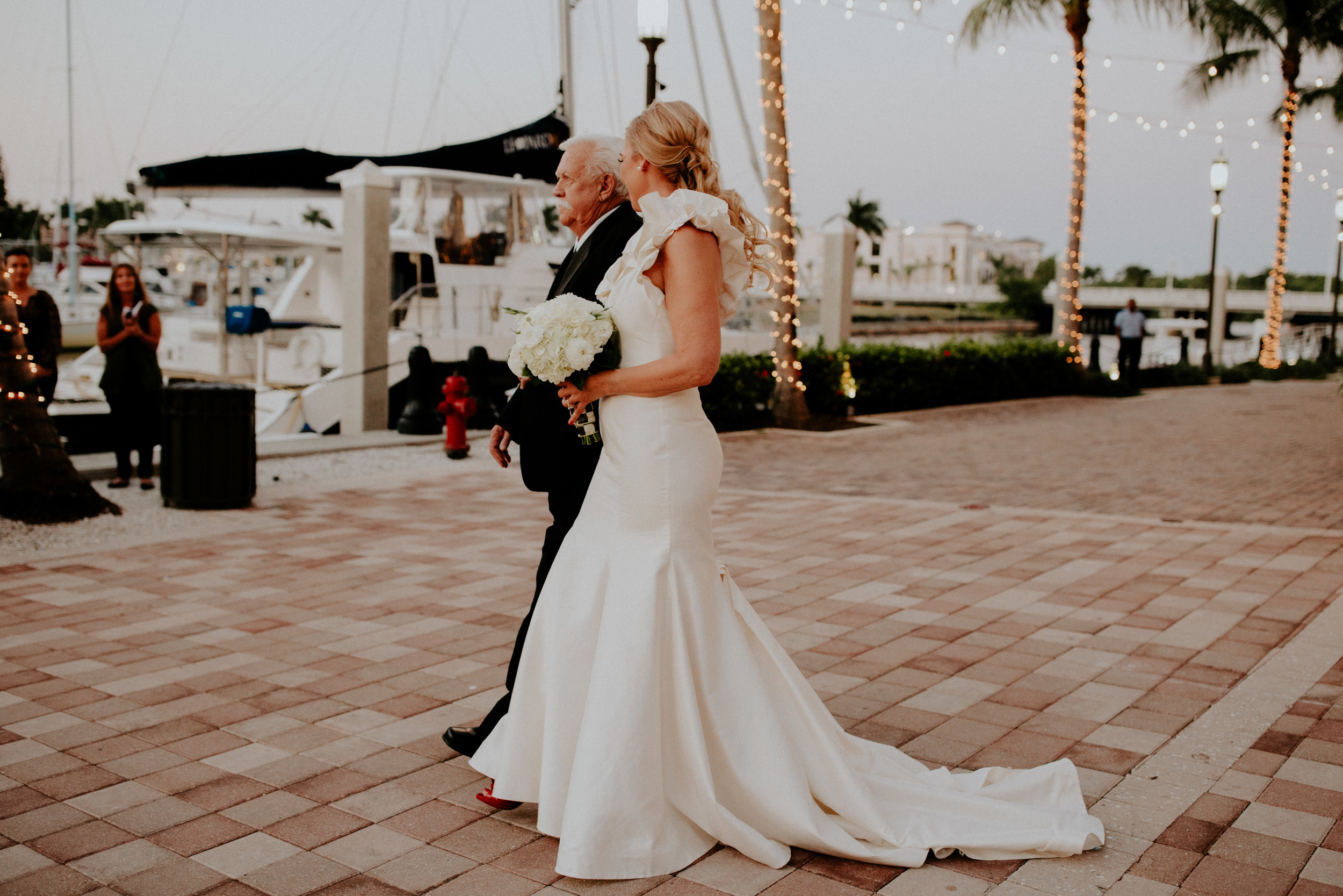 Naples Florida Naples Bay Resort Wedding Photographer 83