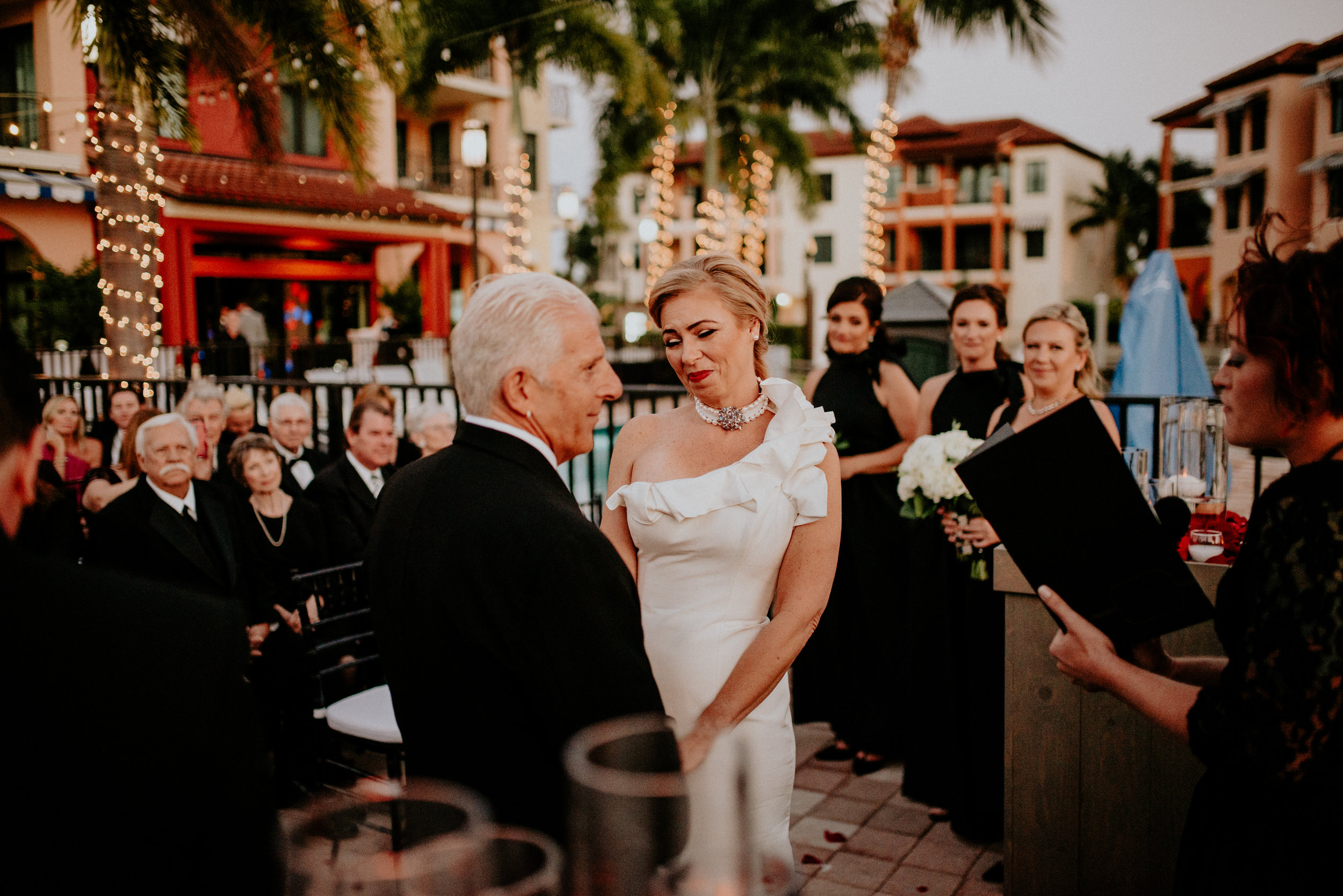 Naples Florida Naples Bay Resort Wedding Photographer 95