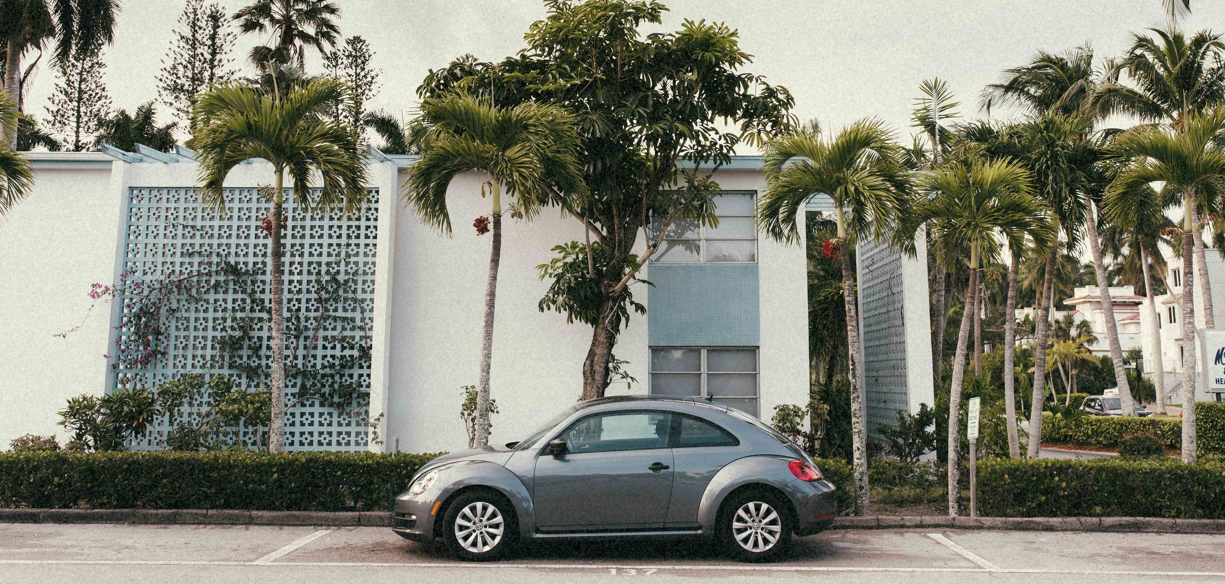 This is the last known photograph I snapped of my Beetle, this was 3 days before my accident