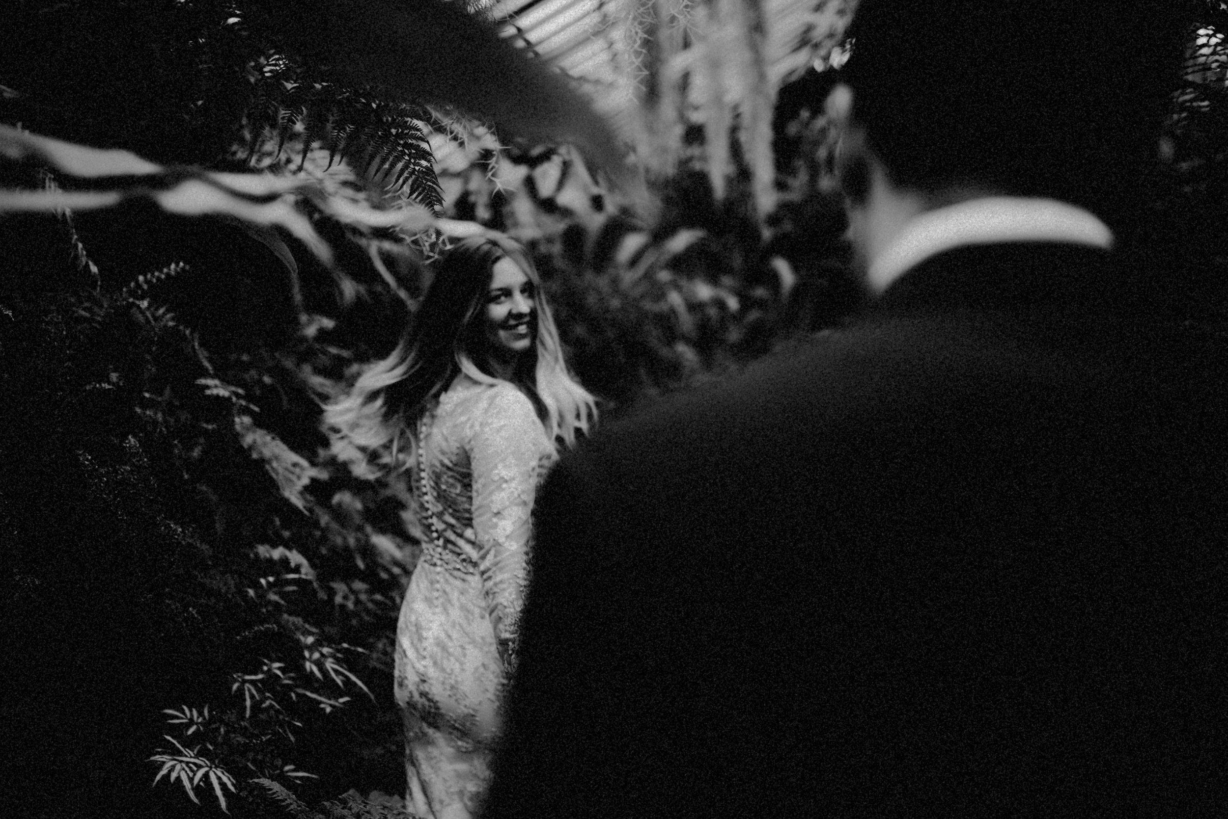 garfield park conservatory chicago wedding 20