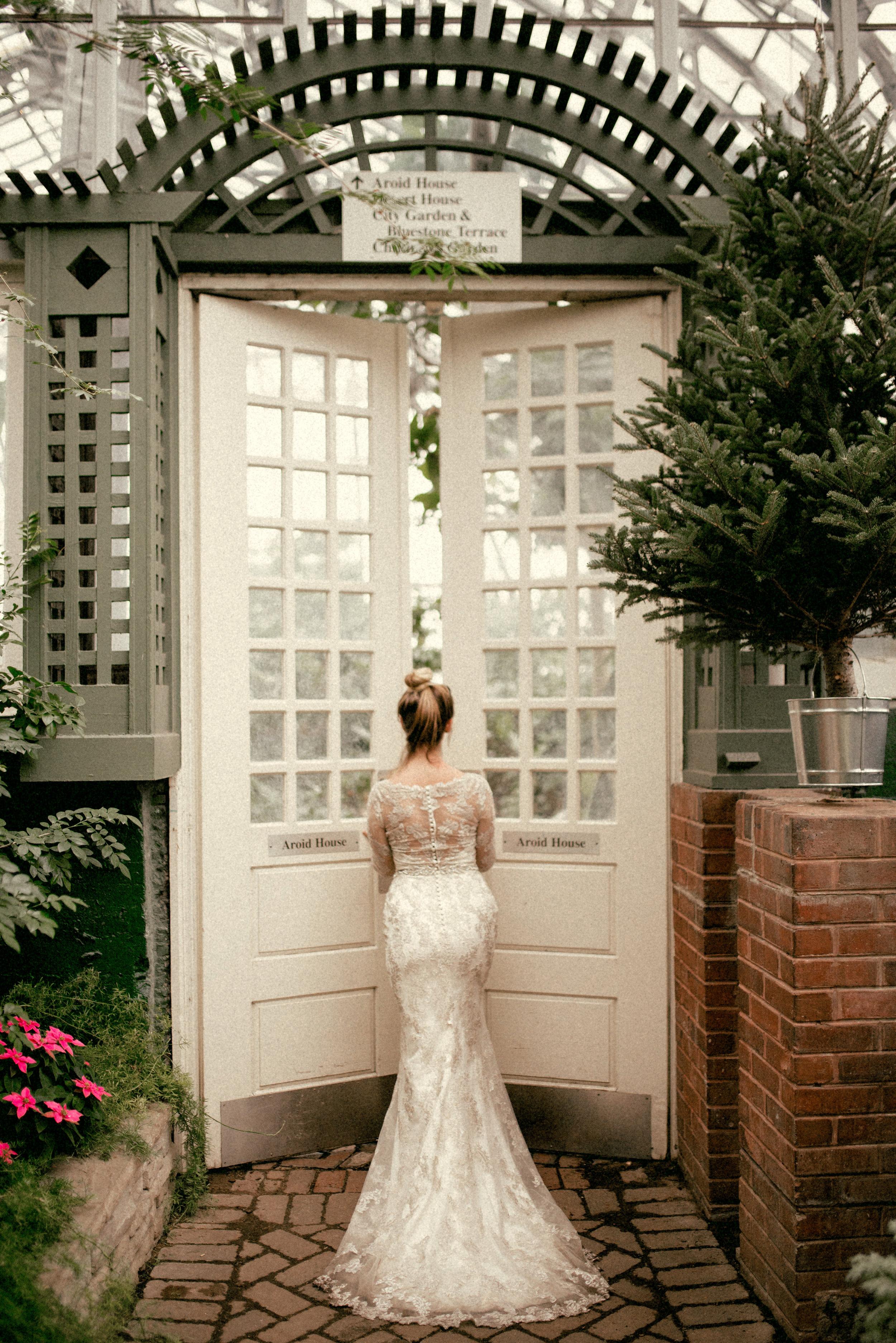 garfield park conservatory chicago wedding 35