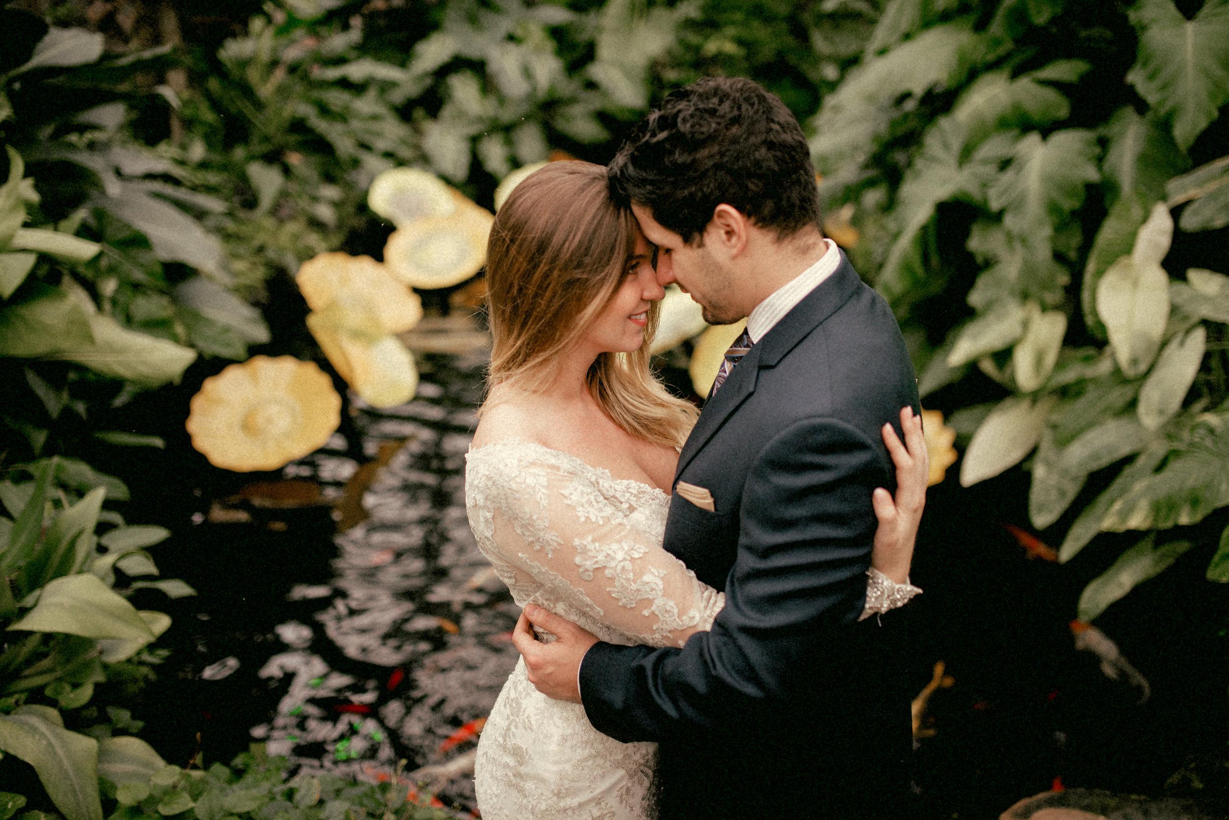 garfield park conservatory chicago wedding 40