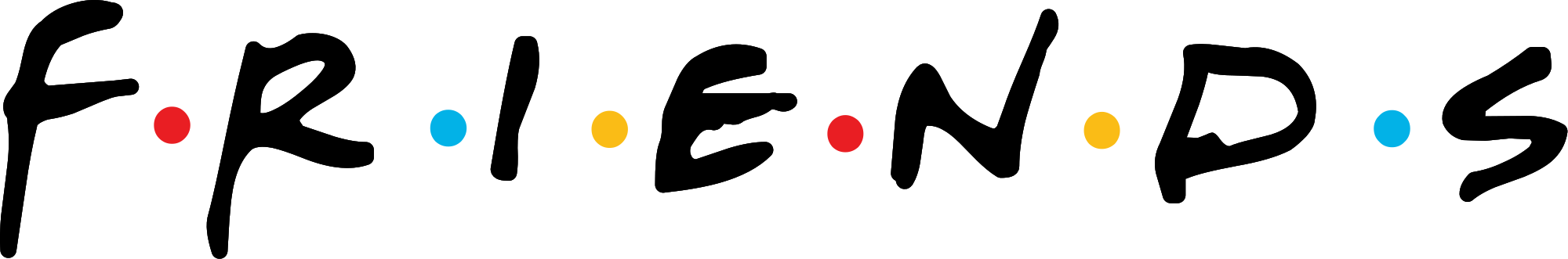 Friends Black Logo.png