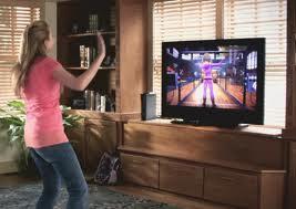"""Kinecting"" With Microsoft"