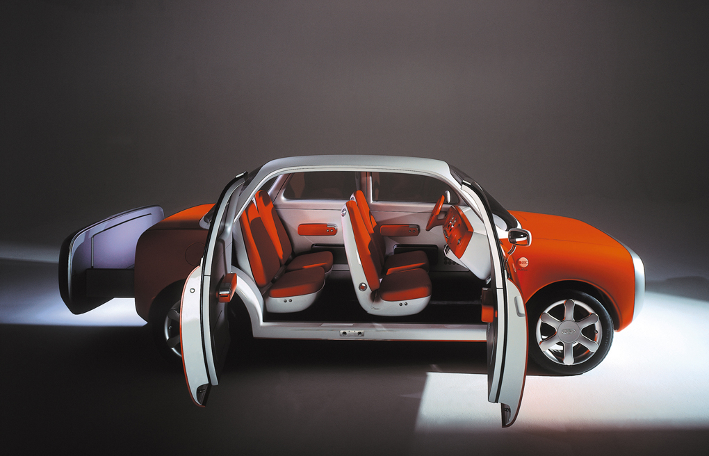 Ford 021C Concept Car 1999 - Ford Motor Company