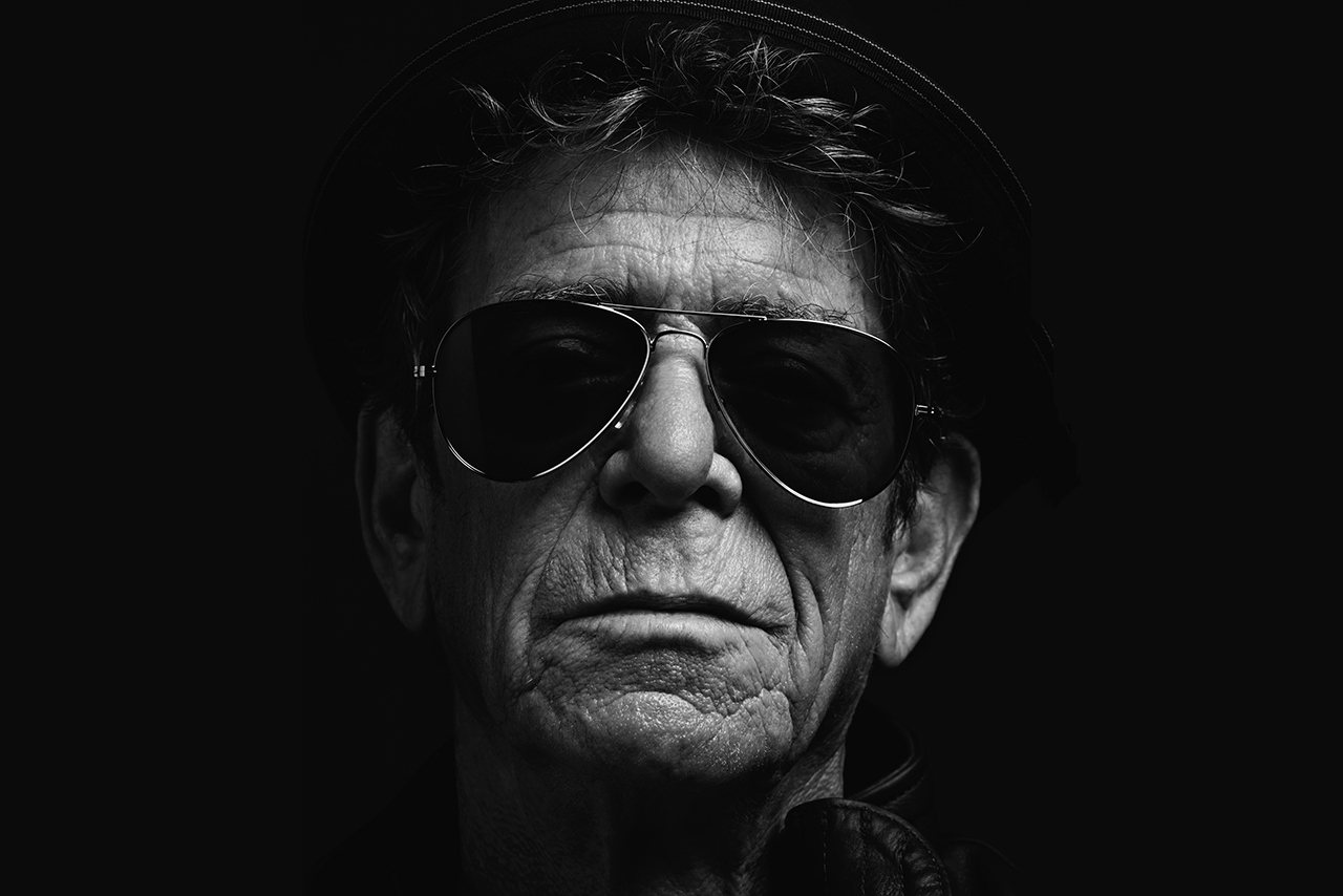 Lou Reed by Hedi Slimane