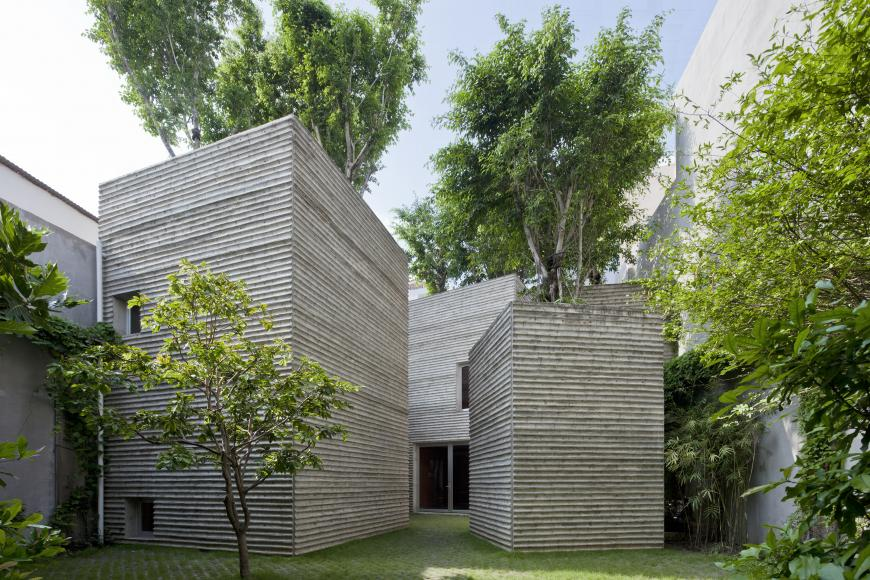 House for Trees / Vietnam / Vo Trong Nghia Architects