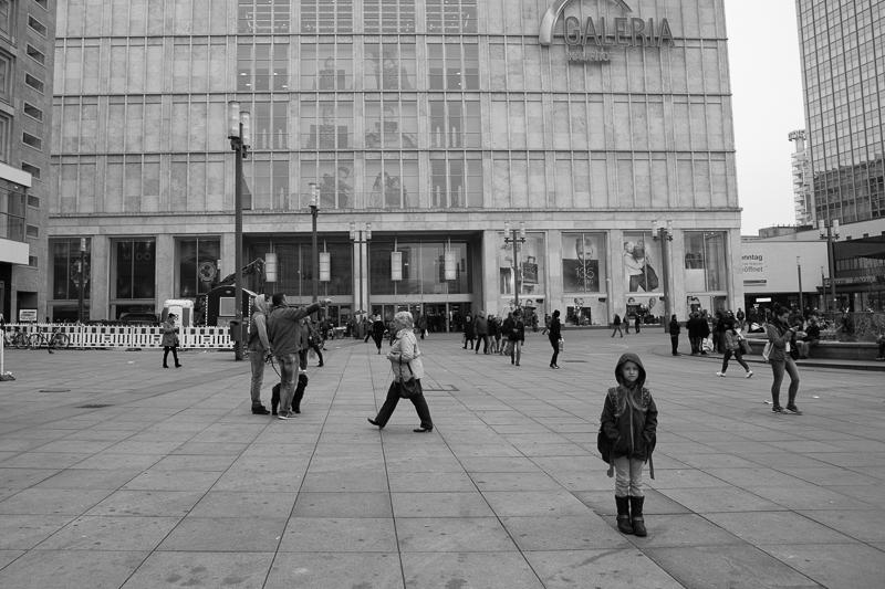 galeria kaufhof alexanderplatz