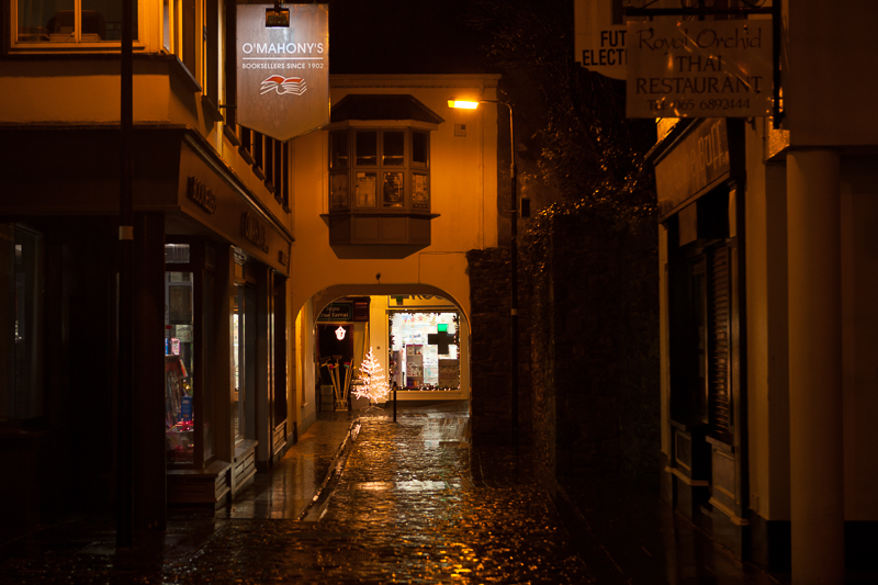 bookstore alley