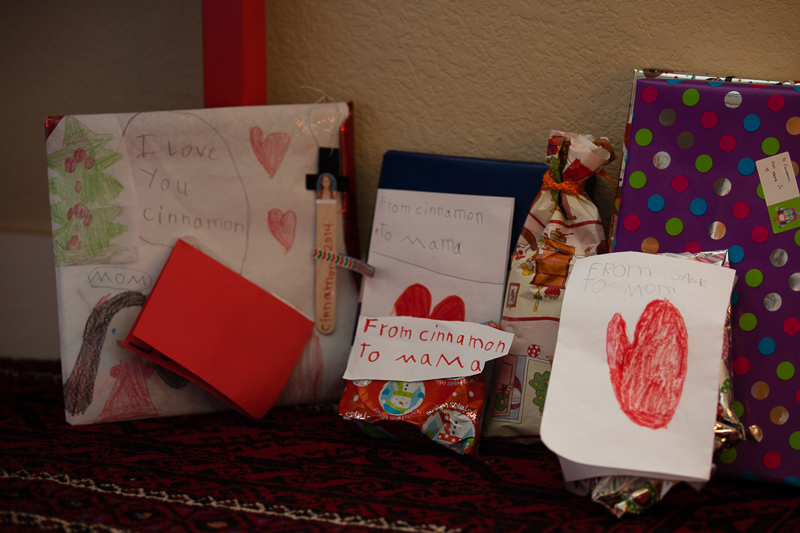 presents from kids