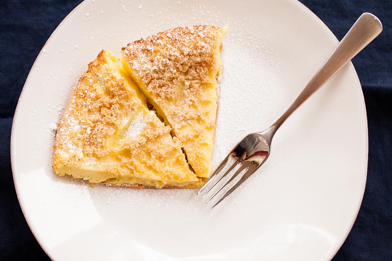 pancake like pie