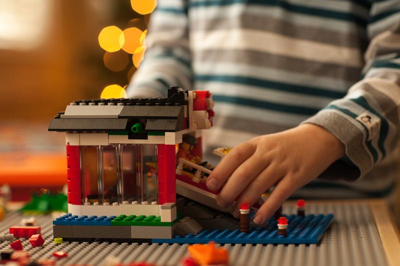 sage lego boathouse