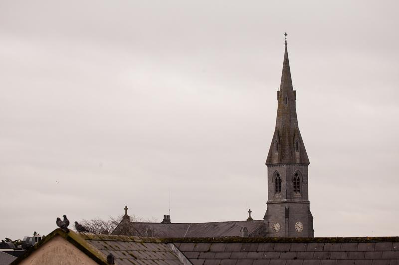 ennis church steeple