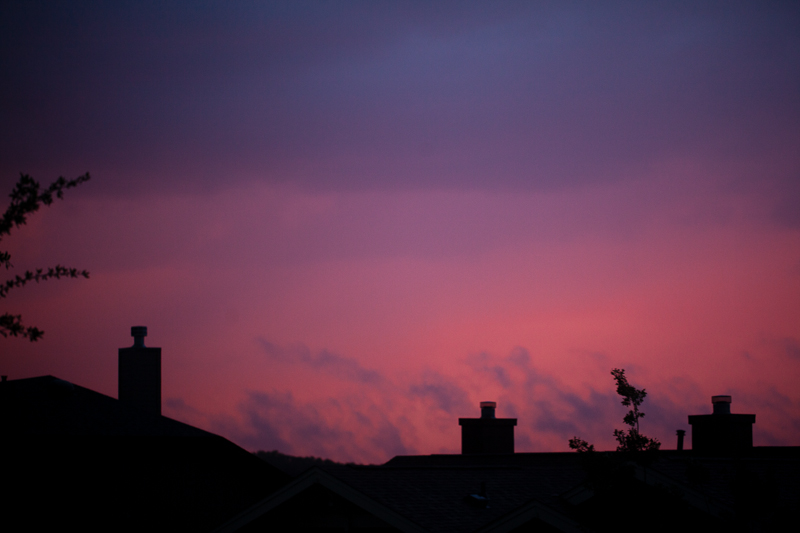 stormy sunset 417