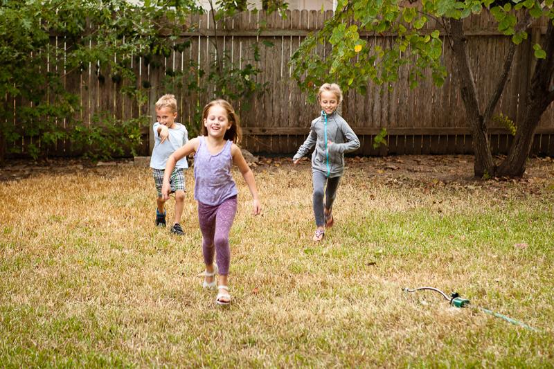 run kids run