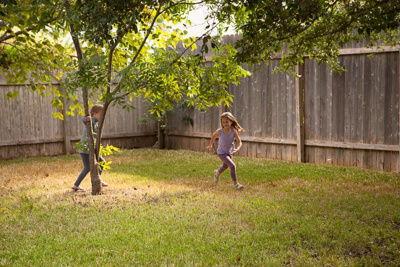 running trees