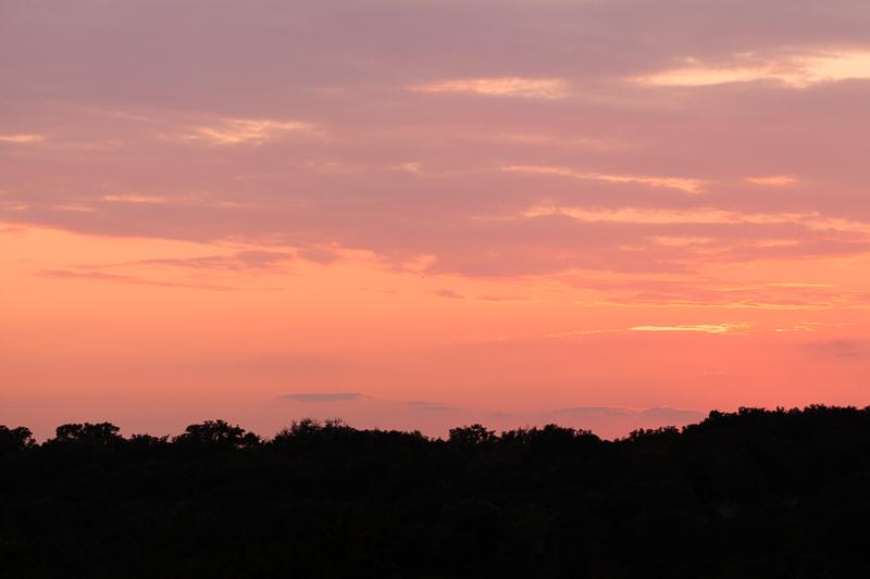 october sunset 107