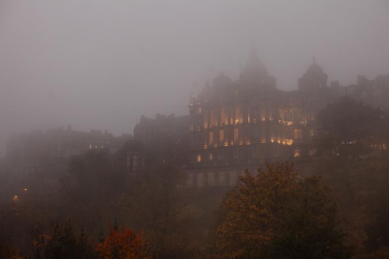 the mound fog