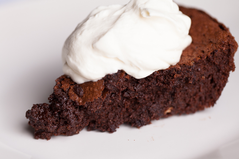 chocolate torte 3
