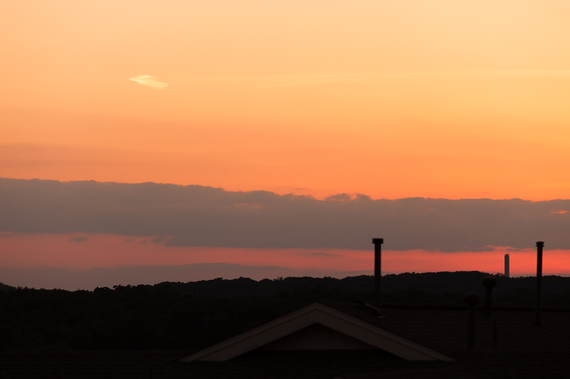 sunset 041516