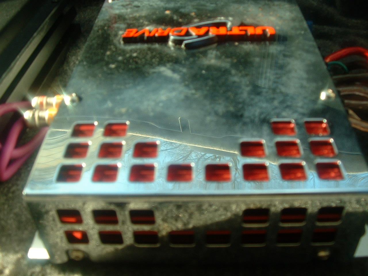 Amp - rear 6x9 power