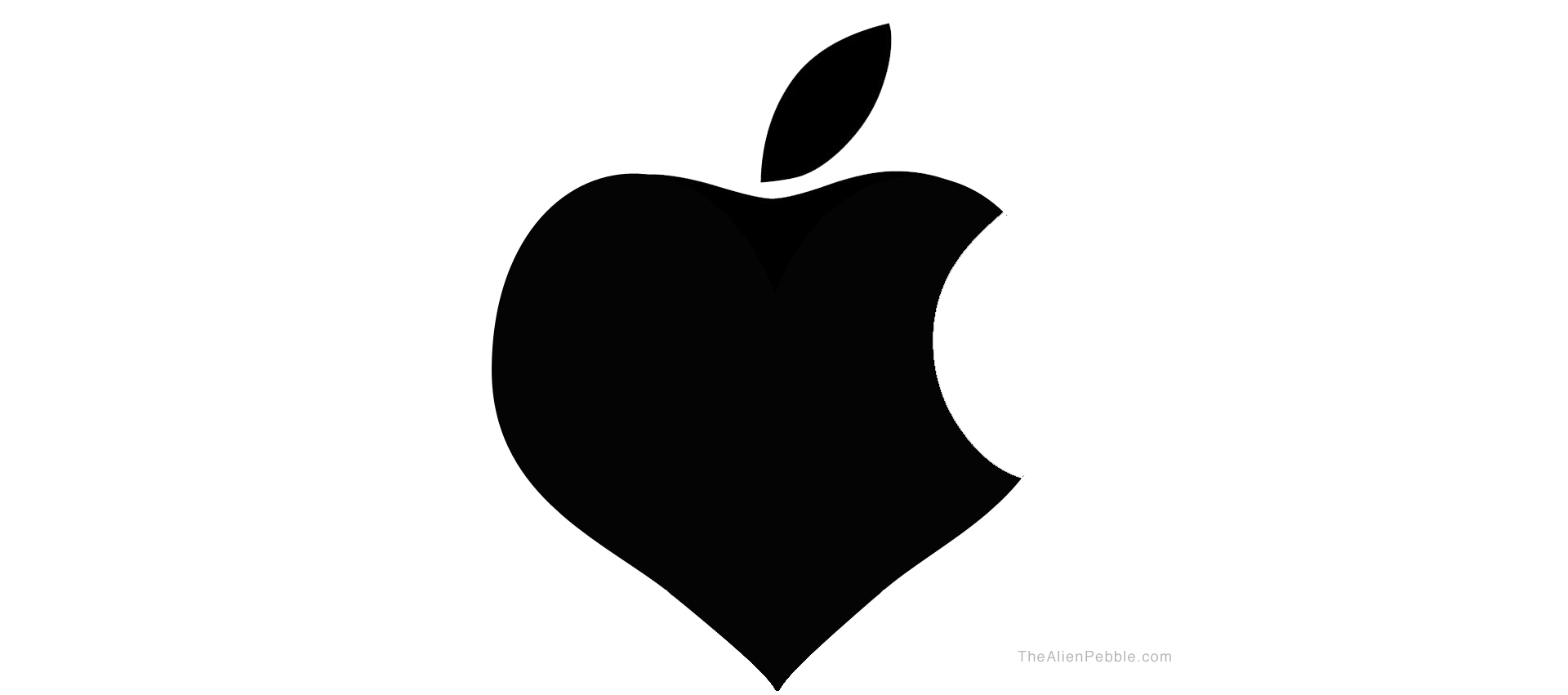 TheAlienPebble Apple Heart.jpg