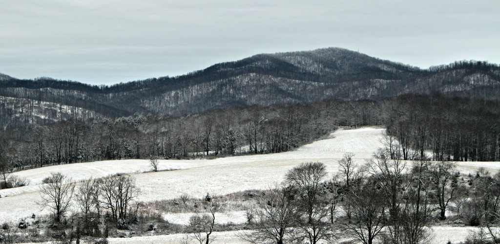 Winter View from Americana Suite
