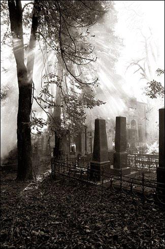 Jewish Cemetery at Chernovtzy