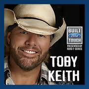 Toby Keith is not a good performer but he is definitely a Redneck.