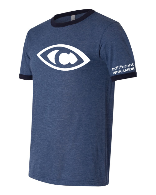The newest CDWA apparel item, the ringer Tee