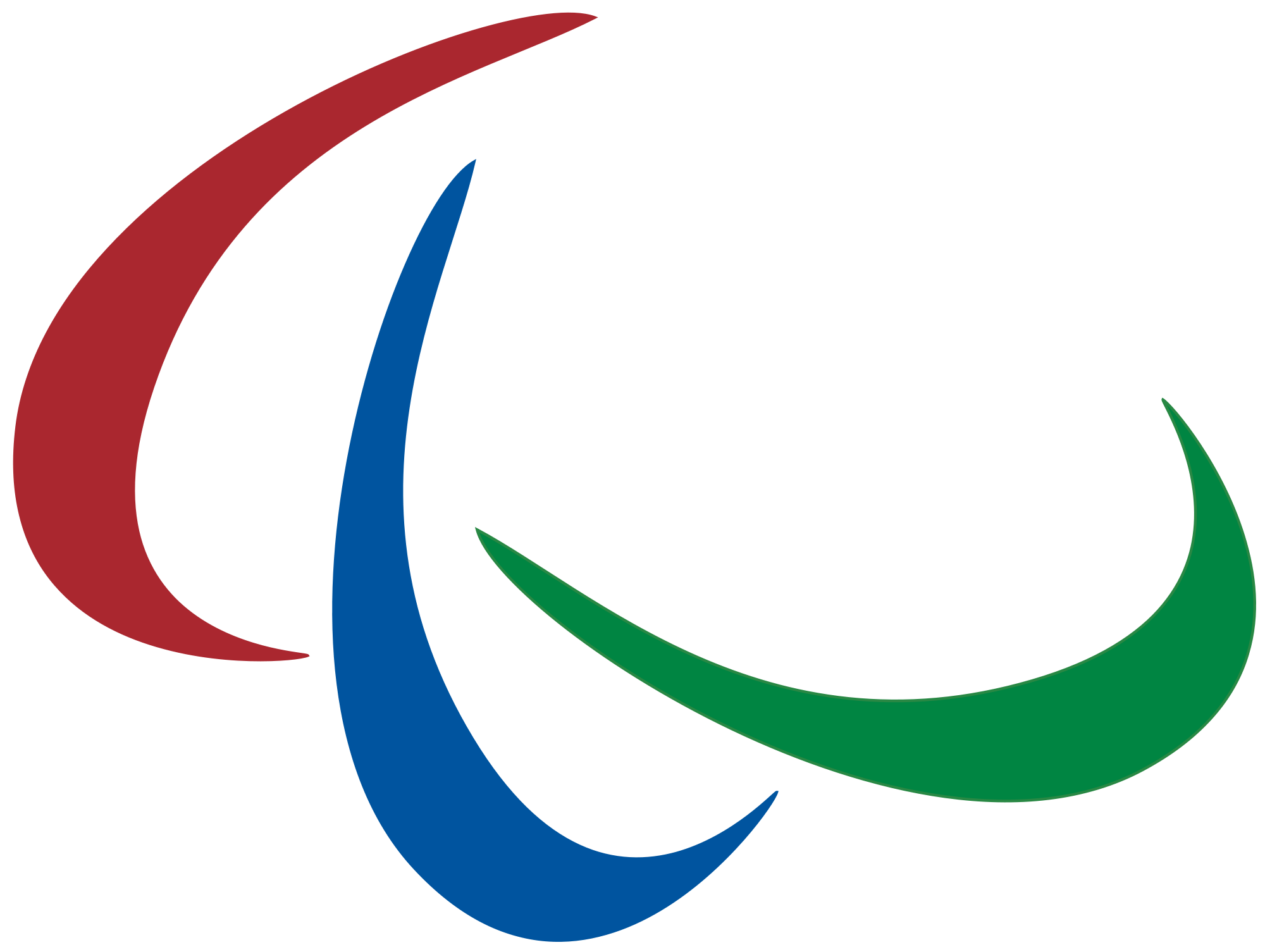 The Paralympic Games Logo