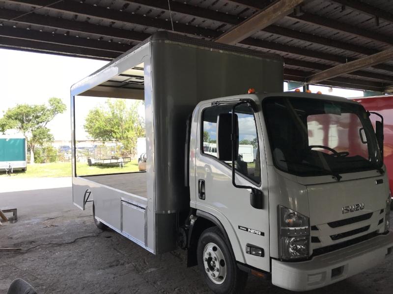 We build Mobile LED trucks — Mobile Billboard Miami - Mobile